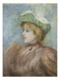 Portrait de Mademoiselle Dieterle