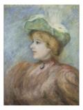 Portrait de Mademoiselle Dieterle