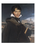 Portrait de Fran&#231;ois-Marius Granet (1775-1849)