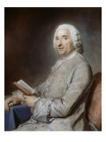 Portrait of Monsieur De Rozeville  Sitting on a Chair