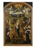 Puy d'Abbeville : la Vierge au froment