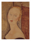 Portrait de madame Sauvage