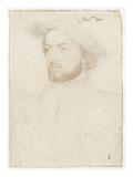 Portrait de François de Rohan  seigneur de Gié (1515-1560)
