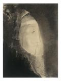Profil de lumière: profil de femme voilée