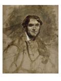 Léon Riesener (1800-1878)  peintre  cousin de l'artiste