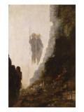 Les Anges de Sodome Giclée par Gustave Moreau