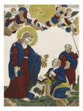 Saint Pierre  prince des Apôtres