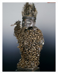 Statue magique Nkisi Nkonde