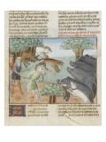 Le Livre de la chasse de Gaston Phébus : chasse aux sangliers