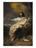 Saint Jean l'évangéliste à Patmos