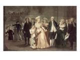 Séparation de Louis XVI et de sa famille La nuit du 20 septembre 1792