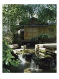Tea Pavilion  the Museum's Garden Buddhist Pantheon