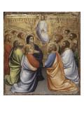 Scènes de la vie du Christ Ascension