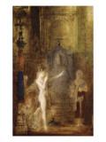 Salomé dansant devant Hérode