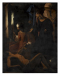 Saint Sébastien soigné par Sainte Irène