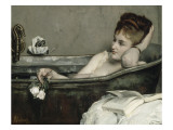 The Bath  also Said the Woman in the Bath or Shower