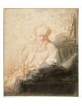 L'Apôtre saint Paul méditant