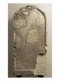 Stèle de Yehawmilk