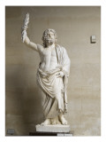 Statue de divinité masculine  dite Jupiter de Smyrne