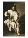 Saint Jean Evangéliste et la coupe empoisonnée