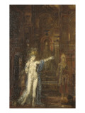 """Salomé dansant dite """"Salomé tatouée"""" Giclée par Gustave Moreau"""