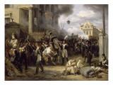 The Barriere De Clichy  Paris Defense March 30  1814