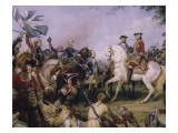 La Bataille de Fontenoy  11 mai 1745