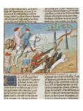Le Livre de la chasse de Gaston Phébus : chasse au renard
