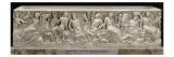 Cuve de sarcophage dit tombeau des Néréides (thiase marin)