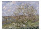 Printemps Giclée par Claude Monet