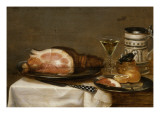 Nature morte au jambon