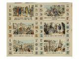 Six scènes de la vie de Jeanne d'Arc
