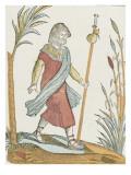 Le grand saint Jacques de Compostelle  apôtre en Galice et en Espagne