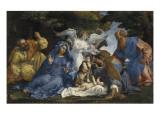 L'Adoration de l'Enfant Jésus