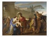 Les Adieux d'Hector et Andromaque