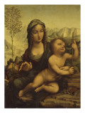 La Vierge au fuseau