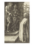La Passion du Christ (1507-1513) Ecce Homo