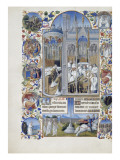Les Tr&#232;s Riches Heures du duc de Berry