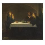 Les pèlerins d'Emmaüs