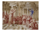 La Prédication de saint Paul aux Athéniens