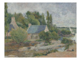 Les Lavandi&#232;res &#224; Pont-Aven
