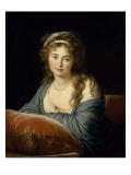 La comtesse Catherine Vassilievna Skavronskaia (1761-1829)