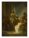Le martyre de sainte Agathe