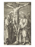 La Passion du Christ (1507-1513) Crucifixion