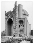 La mosqu&#233;e verte (Masjid-&#233;-Sabz) (1415/1420)