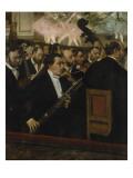 L'orchestre de l'Opéra