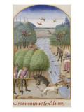 """Le Rustican ou """"Livre des proffitz champestres et ruraulx"""" par Pietro de' Crescenzi"""