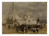 La place du Gouvernement à Alger