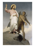 La tentation du Christ