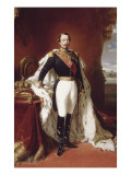 L&#39;empereur Napol&#233;on III (1808-1873) en pied